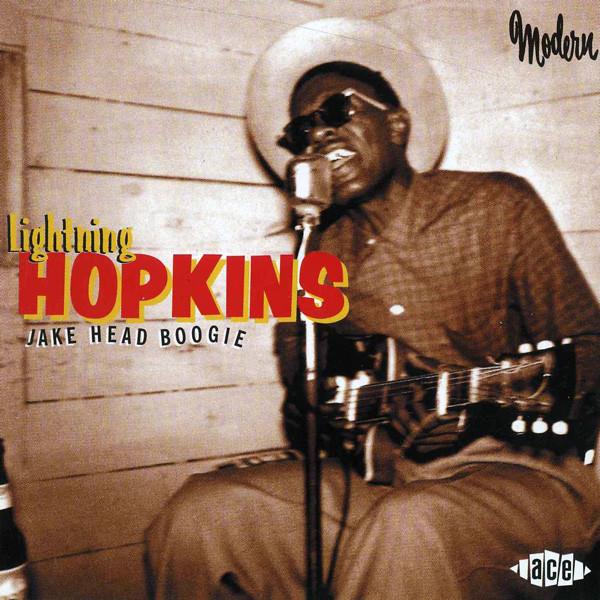 Hopkins, Lightin' Jake Head Boogie