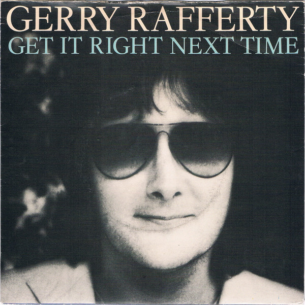Rafferty, Gerry Get It Right Next Time Vinyl