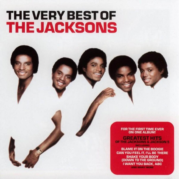 The Jacksons The Very Best Of