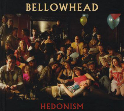 Bellowhead Hedonism CD