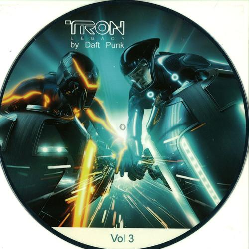 Daft Punk TRON: Legacy Vol 3  Vinyl