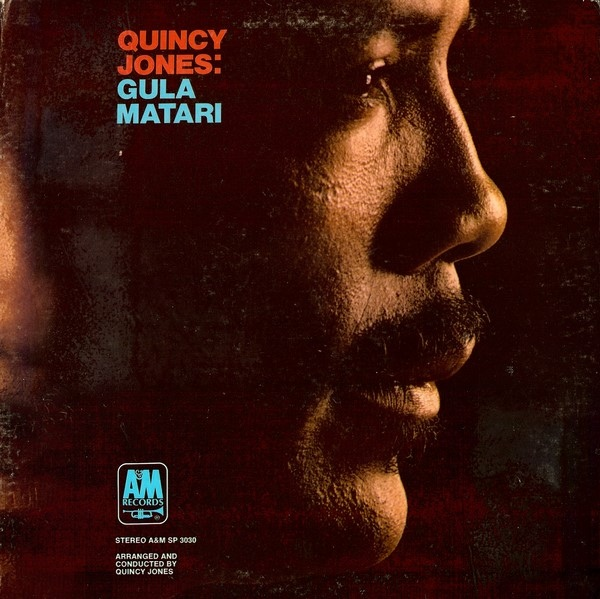 Quincy Jones Gula matari