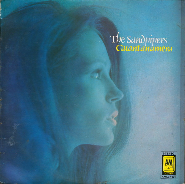 The Sandpipers Guantanamera  Vinyl