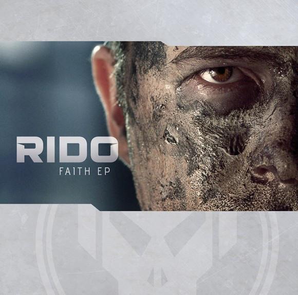 Rido Faith EP Vinyl