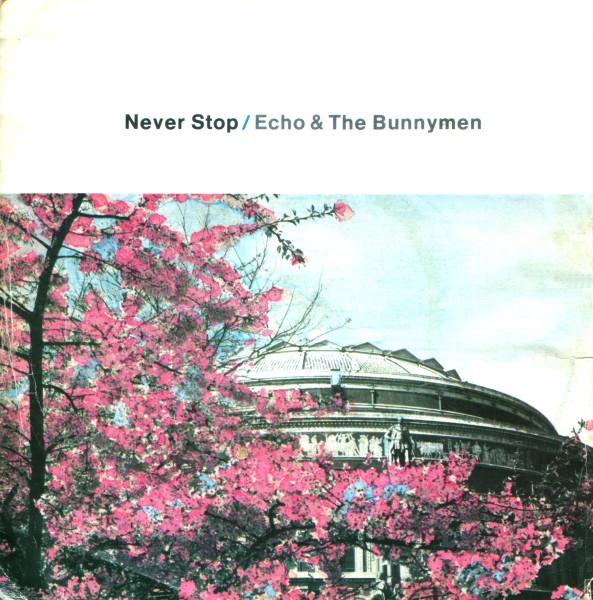 Echo & The Bunnymen Never Stop