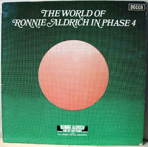 Aldrich, Ronnie The World Of Ronnie Aldrich In Phase 4 Vinyl