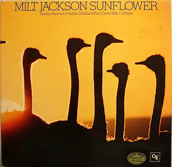 Jackson, Milt Milt Jackson Sunflower