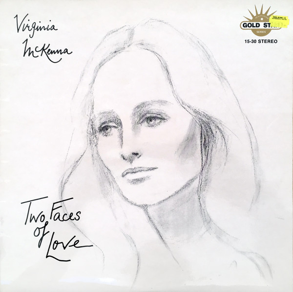 Virginia McKenna Two Faces Of Love Vinyl