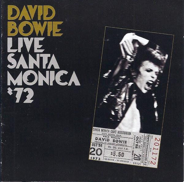 Bowie, David Live Santa Monica '72