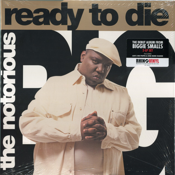 The Notorious B.I.G. Ready To Die