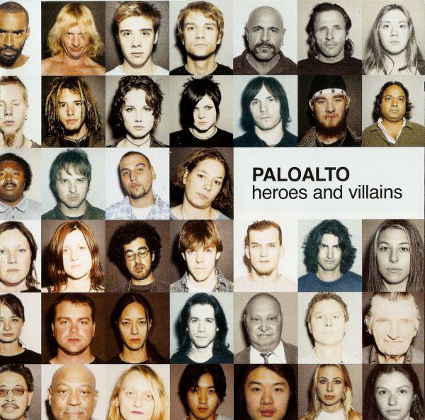Paloalto Heroes & Villains Vinyl