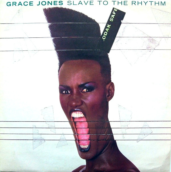 Jones Grace Slave To The Rhythm