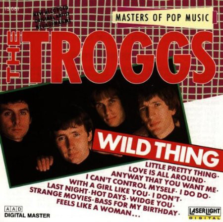 Troggs (The) Wild Thing
