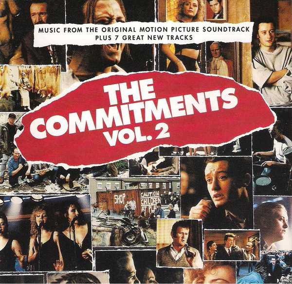 The Commitments The Commitments Vol. 2 (Music From The Original Motion Picture Soundtrack) CD