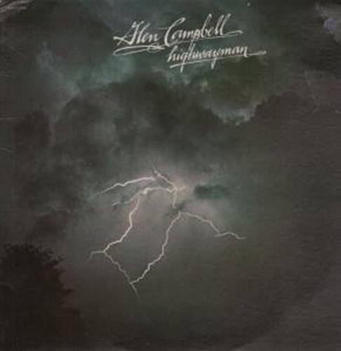 Campbell, Glenn Highwayman Vinyl