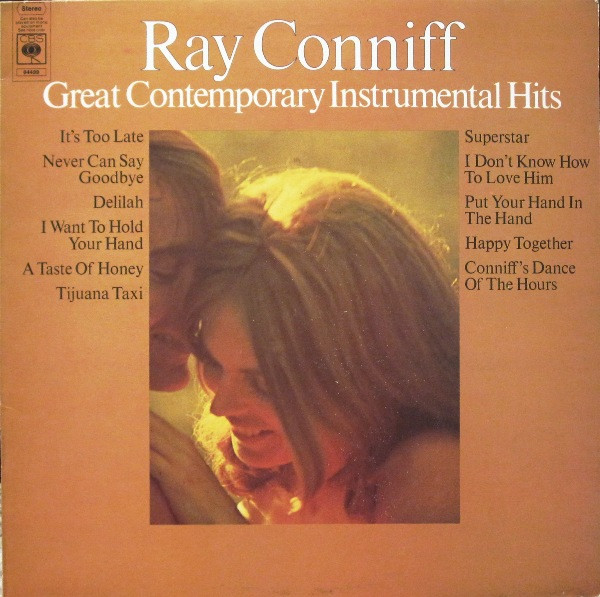 Conniff, Ray Great Contemporary Instrumental Hits