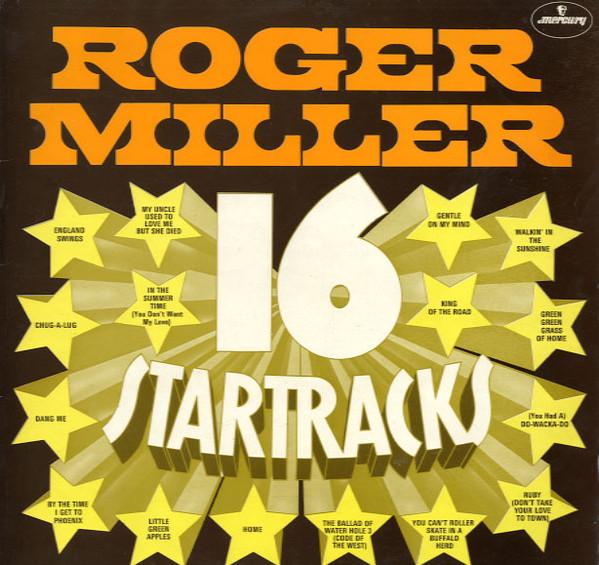 Miller, Roger 16 Startracks