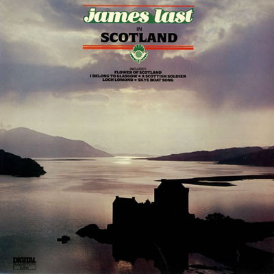 Last, James James Last In Scotland Vinyl