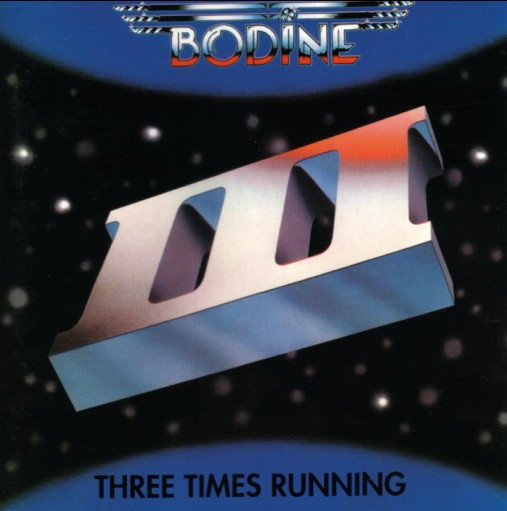 Bodine Three Times Running