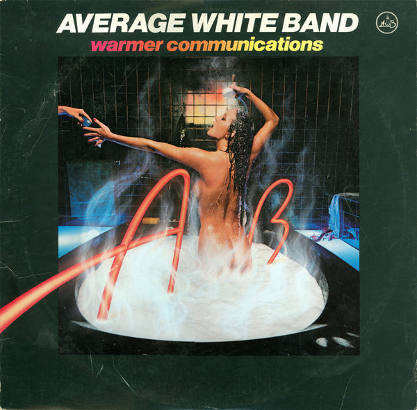 Average White Band Warmer Communications Vinyl