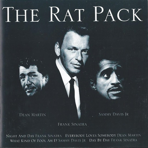Dean Martin, Frank Sinatra, Sammy Davis Jr The Rat Pack