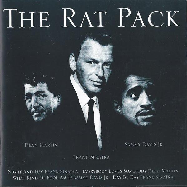 Dean Martin, Frank Sinatra, Sammy Davis Jr The Rat Pack Vinyl