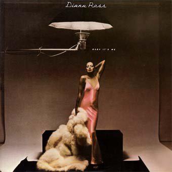 Diana Ross Baby It's Me Vinyl