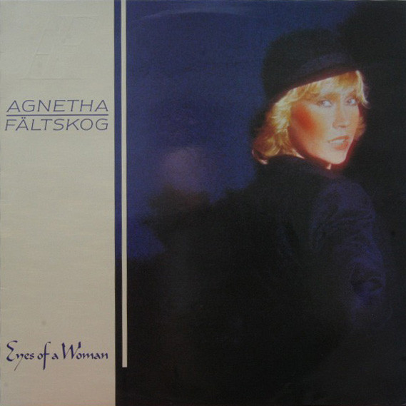 Faltskog, Agnetha Eyes Of A Woman Vinyl