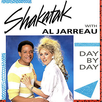 Shakatak with Al Jarreau Day By Day Vinyl