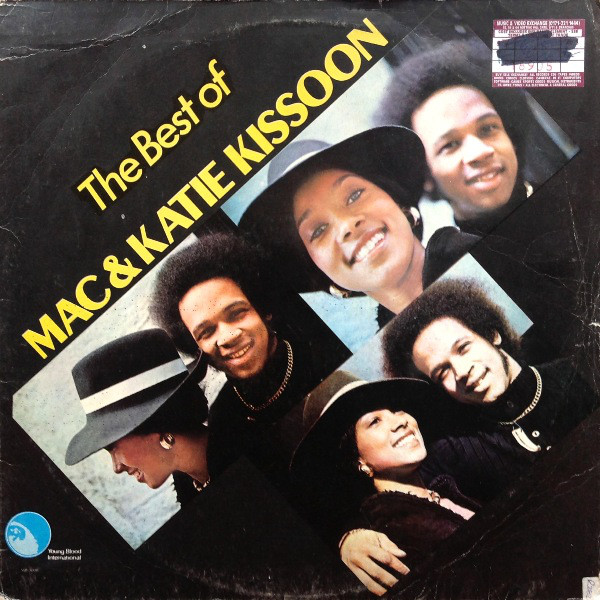 Mac & Katie Kissoon The Best Of Mac & Katie Kissoon Vinyl
