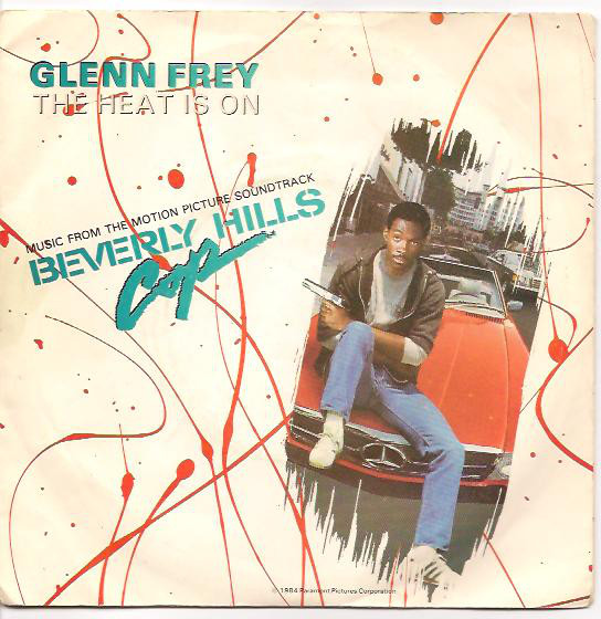 Frey, Glenn The Heat Is On Vinyl