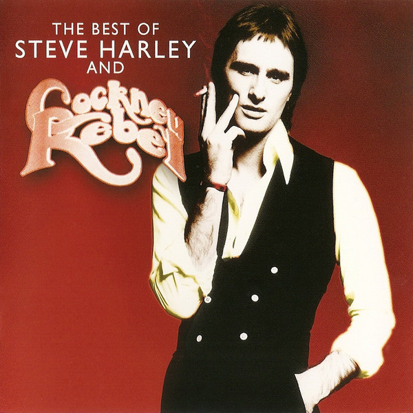 Harley, Steve & Cockney The Best Of Steve Harley & Cockney Rebel CD