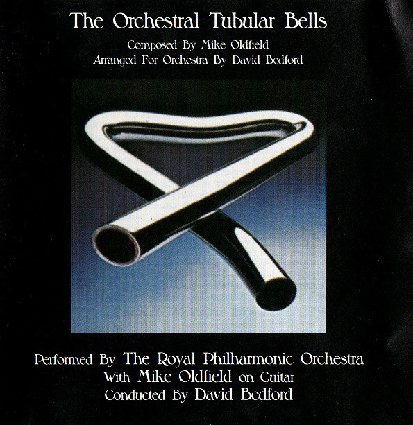 Oldfield, Mike with The Royal Philharmonic Orchest The Orchestral Tubular Bells