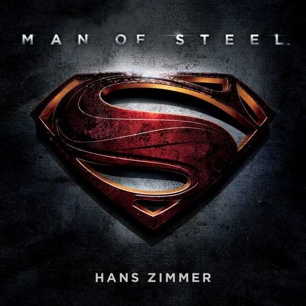 Hans Zimmer Man Of Steel - Original Motion Picture Soundtrack CD
