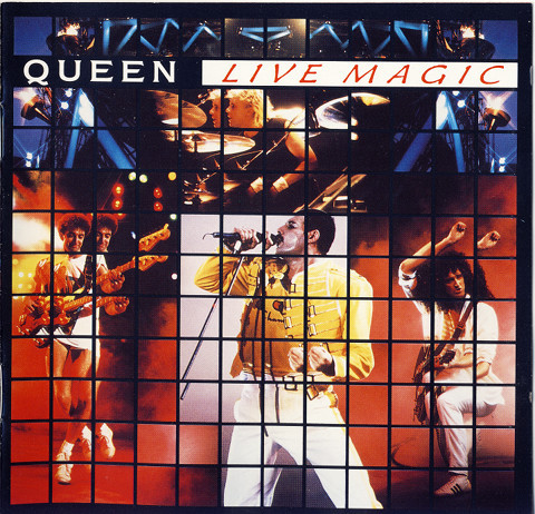 Queen Live Magic