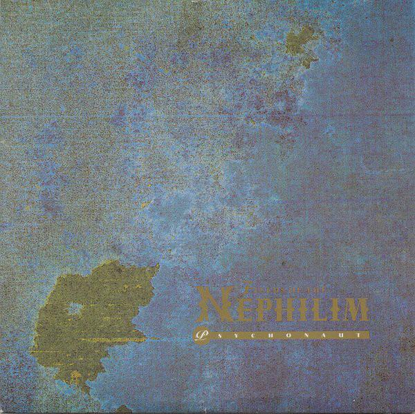 Fields Of The Nephilim Psychonaut Vinyl