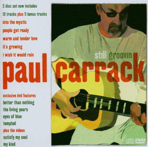 Carrack, Paul Still Groovin