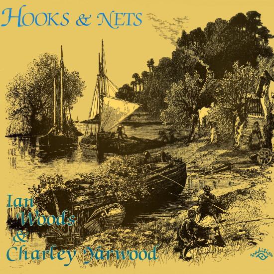 Ian Woods & Charley Yarwood Hooks & Nets Vinyl