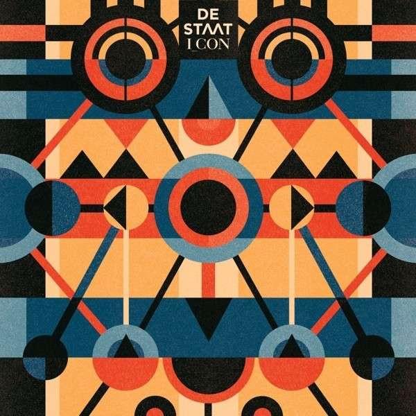 DE STAAT I_CON Vinyl