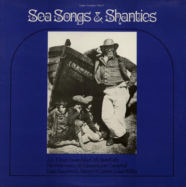 Various Sea Songs And Shanties Vinyl