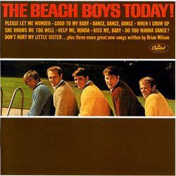 The Beach Boys Today! CD