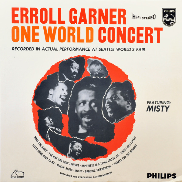 Garner, Erroll One World Concert