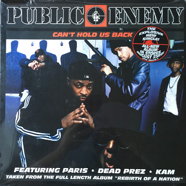 Public Enemy Can't Hold Us Back