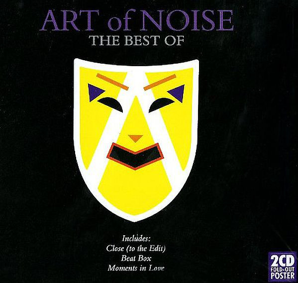 Art Of Noise The Best Of Art Of Noise CD