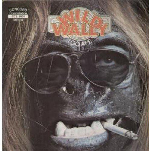 Wild Wally I Go Ape