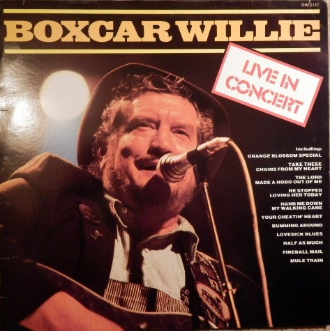 Boxcar Willie Live In Concert