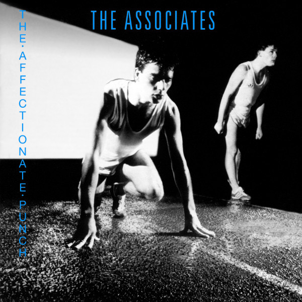 The Associates The Affectionate Punch CD
