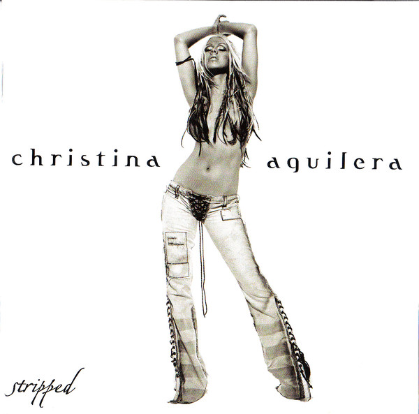 Aguilera, Christina Stripped CD