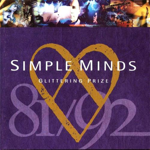 Simple Minds Glittering Prize
