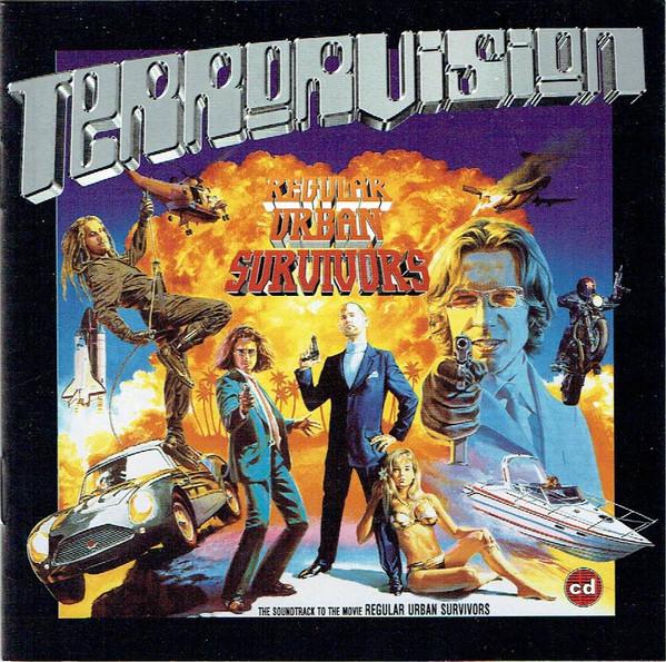 Terrorvision Regular Urban Survivors Vinyl